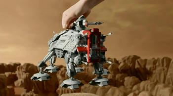 LEGO Star Wars AT-TE TV Spot, 'AT-TE Droids' - Thumbnail 4