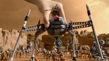 LEGO Star Wars AT-TE TV Spot, 'AT-TE Droids' - Thumbnail 5