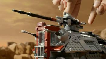 LEGO Star Wars AT-TE TV Spot, 'AT-TE Droids' - Thumbnail 7