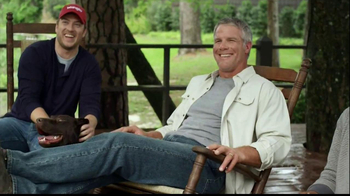 Wrangler TV Spot Featuring Brett Favre, Dale Earnhardt, Jr, Drew Brees - Thumbnail 10