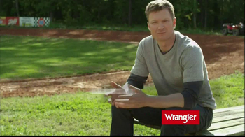 Wrangler TV Spot Featuring Brett Favre, Dale Earnhardt, Jr, Drew Brees - Thumbnail 2