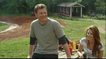 Wrangler TV Spot Featuring Brett Favre, Dale Earnhardt, Jr, Drew Brees - 3390 commercial airings