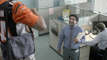 DIRECTV NFL Sunday Ticket TV Spot Featuring Parvesh Cheena - Thumbnail 2