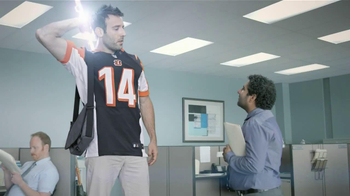 DIRECTV NFL Sunday Ticket TV Spot Featuring Parvesh Cheena - Thumbnail 5