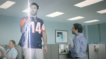 DIRECTV NFL Sunday Ticket TV Spot Featuring Parvesh Cheena - Thumbnail 6