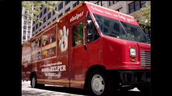 Hamburger Helper TV Spot, 'Hitting the Road'
