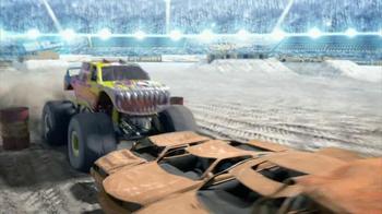 Hot Wheels Monster Jam Mighty Minis TV Spot - Thumbnail 1