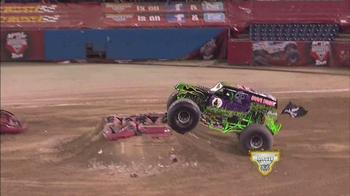 Hot Wheels Monster Jam Mighty Minis TV Spot - Thumbnail 2