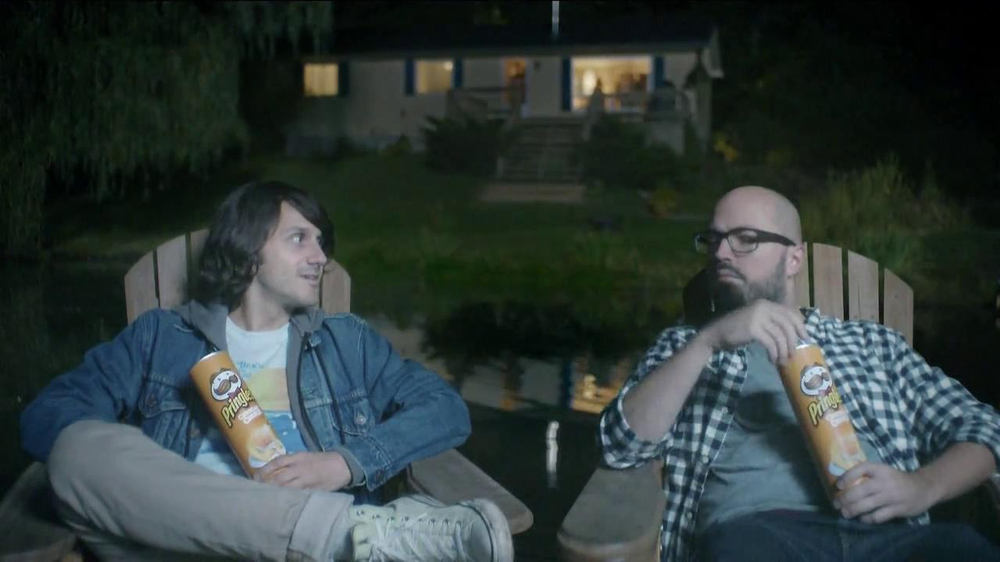 Pringles TV Commercial, 'The Moon'