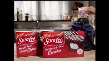 Sara Lee Devil's Food Creme Cakes TV Spot, 'Snack Moment: Basketball' - Thumbnail 6