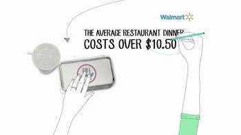 Walmart TV Spot, 'Replace a Meal: Stouffer's Lasagna'