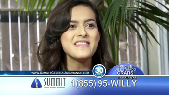 Summit Insurance Agency TV Spot, 'Willy la Llanta' [Spanish] - Thumbnail 10