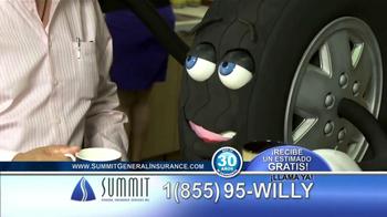 Summit Insurance Agency TV Spot, 'Willy la Llanta' [Spanish] - Thumbnail 3