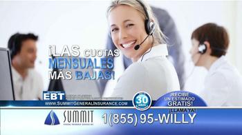 Summit Insurance Agency TV Spot, 'Willy la Llanta' [Spanish] - Thumbnail 6