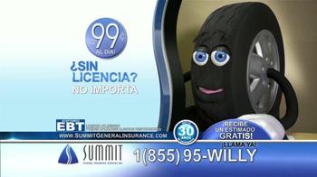 Summit Insurance Agency TV Spot, 'Willy la Llanta' [Spanish] - Thumbnail 9