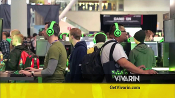 Vivarin Caffeine Alertness Aid TV Spot, 'Gamers' - Thumbnail 2