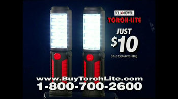 Torch-Lite TV Spot, 'Big on Brightness'