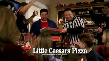 Little Caesars Pizza TV Spot, 'Big Game Party Headquarters' - Thumbnail 10