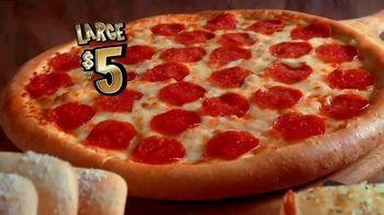 Little Caesars Pizza TV Spot, 'Big Game Party Headquarters' - Thumbnail 5