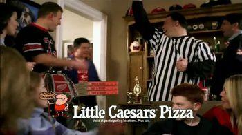 Little Caesars Pizza TV Spot, 'Big Game Party Headquarters' - Thumbnail 9