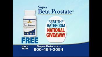 Super Beta Prostate Beat the Bathroom Giveaway TV Spot, 'Bottle' Ft. Joe Theismann - Thumbnail 3