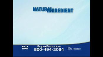 Super Beta Prostate Beat the Bathroom Giveaway TV Spot, 'Bottle' Ft. Joe Theismann - Thumbnail 4