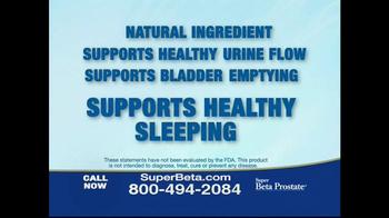 Super Beta Prostate Beat the Bathroom Giveaway TV Spot, 'Bottle' Ft. Joe Theismann - Thumbnail 5