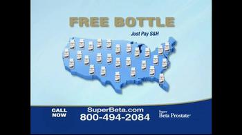 Super Beta Prostate Beat the Bathroom Giveaway TV Spot, 'Bottle' Ft. Joe Theismann - Thumbnail 7