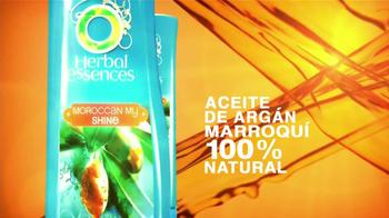 Herbal Essences Moroccan My Shine TV Spot Con Nicole Scherzinger [Spanish] - Thumbnail 4