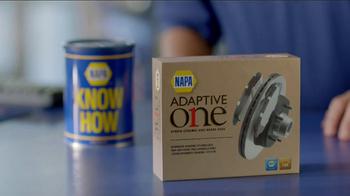 NAPA Adaptive One TV Spot, 'Silent Treatment' - Thumbnail 2