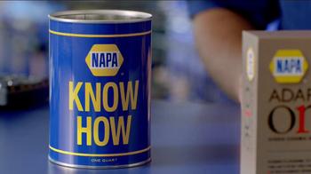 NAPA Adaptive One TV Spot, 'Silent Treatment' - Thumbnail 4