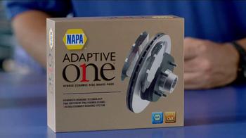 NAPA Adaptive One TV Spot, 'Silent Treatment' - Thumbnail 5
