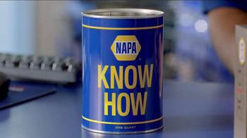 NAPA Adaptive One TV Spot, 'Silent Treatment' - Thumbnail 6