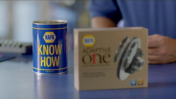 NAPA Adaptive One TV Spot, 'Silent Treatment' - Thumbnail 8