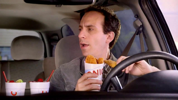Sonic Drive-In Super Crunch Chicken Strips TV Spot, 'Important Lesson' - Thumbnail 3