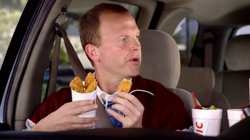 Sonic Drive-In Super Crunch Chicken Strips TV Spot, 'Important Lesson' - Thumbnail 4