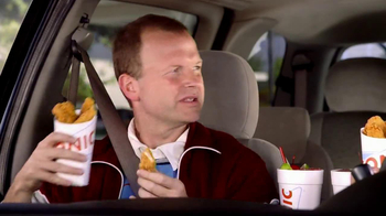 Sonic Drive-In Super Crunch Chicken Strips TV Spot, 'Important Lesson' - Thumbnail 6