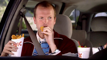Sonic Drive-In Super Crunch Chicken Strips TV Spot, 'Important Lesson' - Thumbnail 7