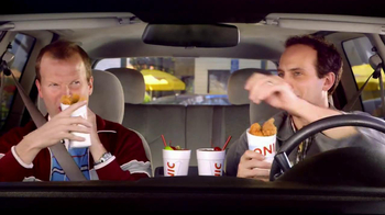 Sonic Drive-In Super Crunch Chicken Strips TV Spot, 'Important Lesson' - Thumbnail 8
