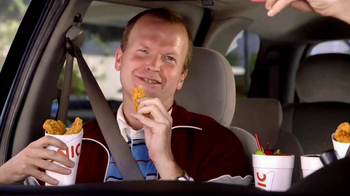 Sonic Drive-In Super Crunch Chicken Strips TV Spot, 'Important Lesson' - Thumbnail 9