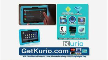Kurio 7s TV Spot, 'Over 60 Preloaded Apps' - Thumbnail 10