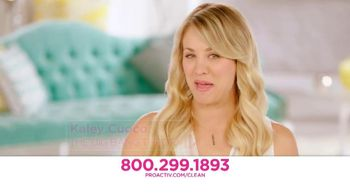 Proactiv Deep Cleansing Brush TV Spot Featuring Kaley Cuoco - 24 commercial airings