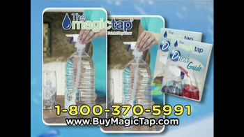 The Magic Tap TV Spot, 'Thirsty For More' - Thumbnail 10
