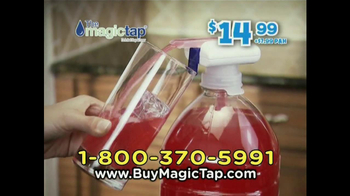 The Magic Tap TV Spot, 'Thirsty For More' - Thumbnail 9