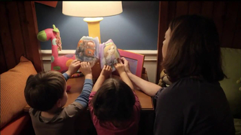 Huggies Glow-In-The-Dark Pull-Ups TV Spot, 'Bedtime' - Thumbnail 1