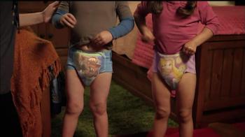 Huggies Glow-In-The-Dark Pull-Ups TV Spot, 'Bedtime' - Thumbnail 3