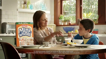 Frosted Mini-Wheats TV Spot, 'Sueños' [Spanish] - Thumbnail 8