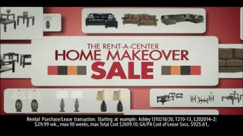 Rent-A-Center Home Makeover Sale TV Spot