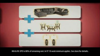 Rent-A-Center Home Makeover Sale TV Spot - Thumbnail 9