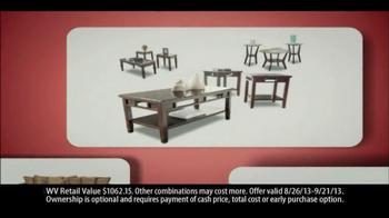 Rent-A-Center Home Makeover Sale TV Spot - Thumbnail 2